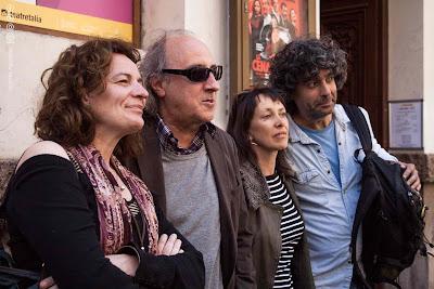 Rueda de prensa Els Joglars en Teatre Talia
