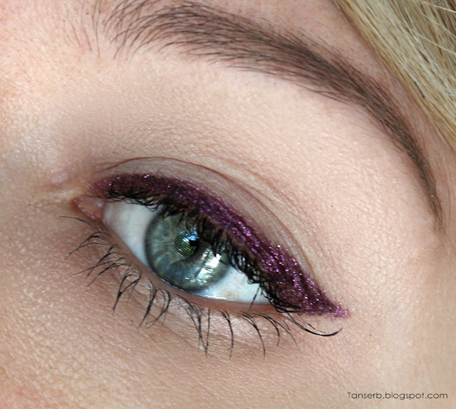"Карандаш для глаз Avon True color Glimmerstick Diamonds eyeliner ""Sugar Plum"""