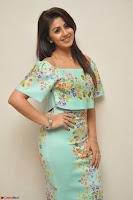 Nikki Galrani in Cute Dress Dress At Marakathamani Success Meet ~  Exclusive 001.JPG