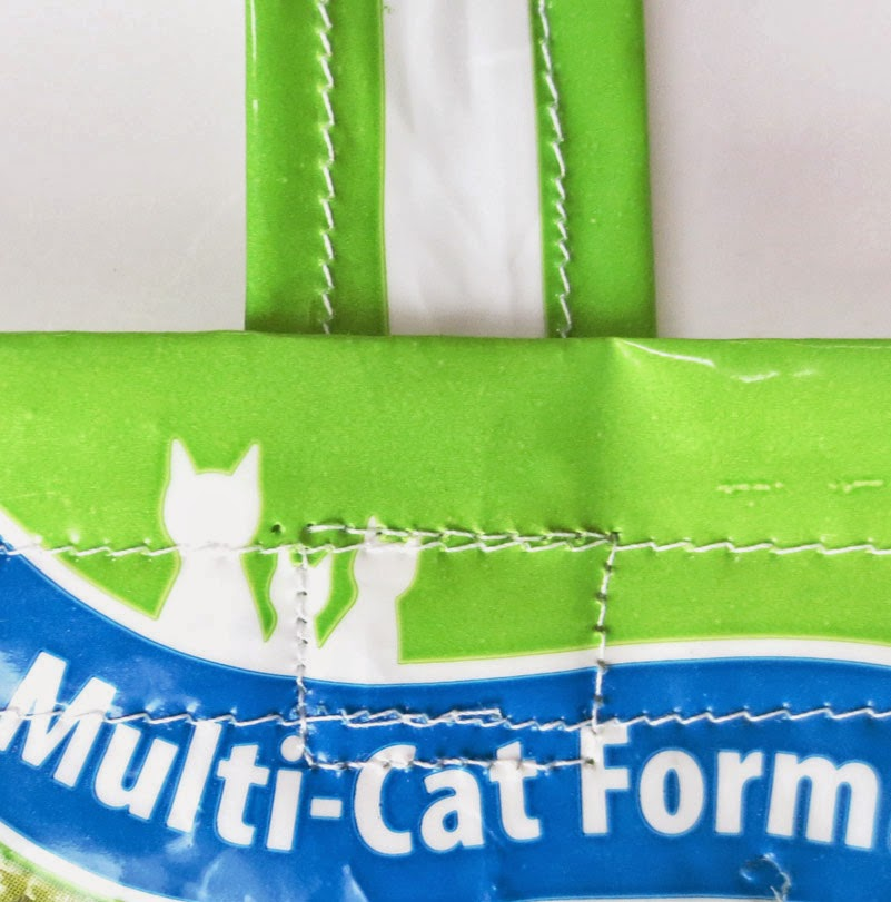 Tutorial for Upcycled Tote Bag