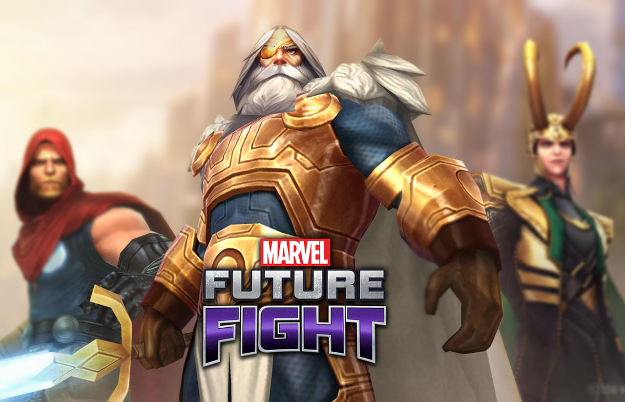 Tips cepat menaikkan level hero marvel future fight