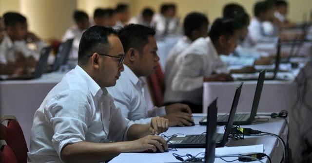 Miris, Hanya 2 Persen Peserta yang Lolos Tes SKD CPNS 2018
