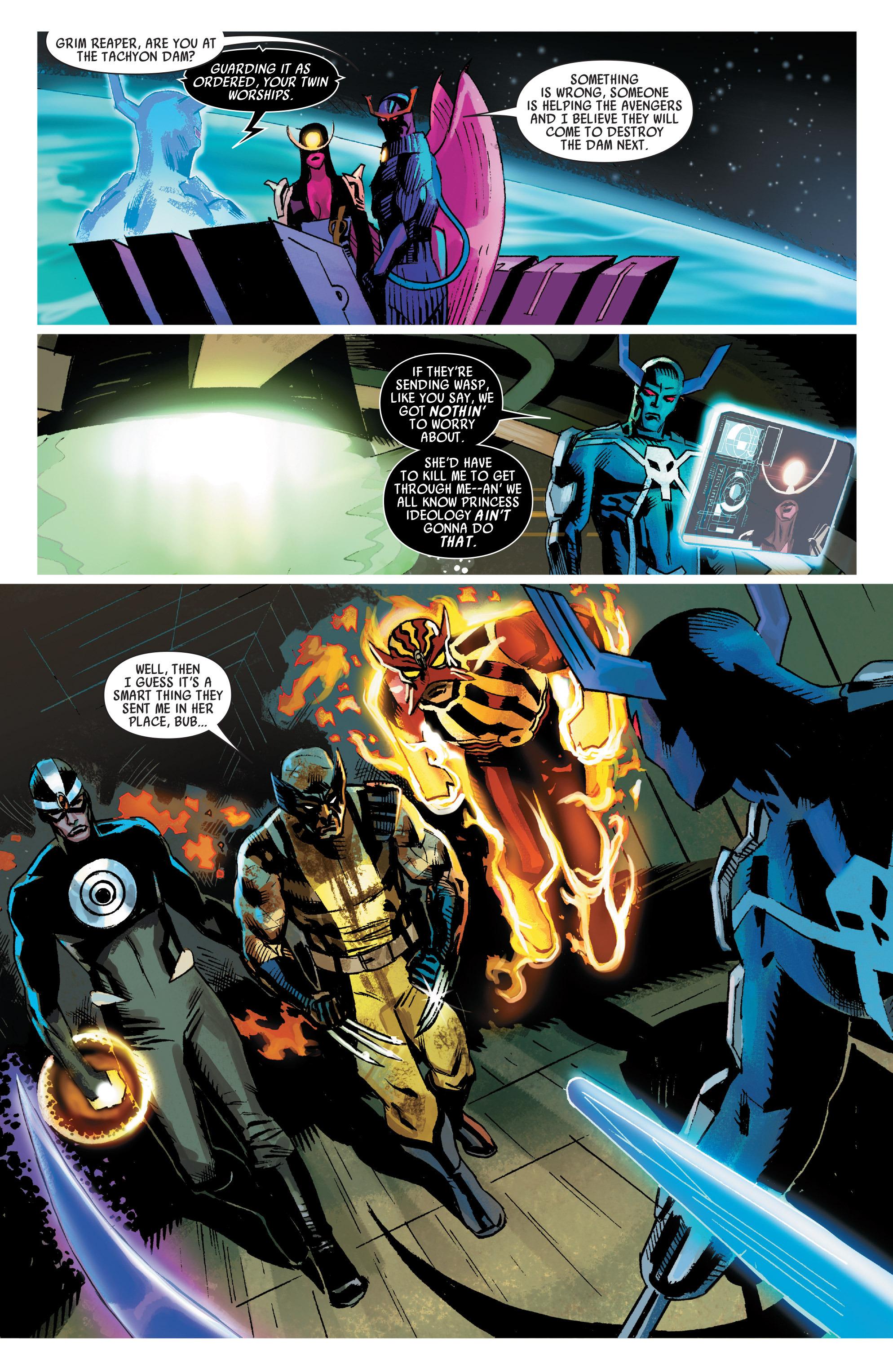 Read online Uncanny Avengers (2012) comic -  Issue #21 - 9