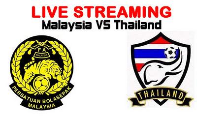 Live Streaming Malaysia vs Thailand Kelayakan Piala Asia B-23 AFC 2018