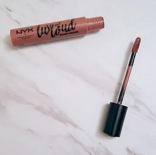 Nyx Luv Out Loud Liquid Lipsticks