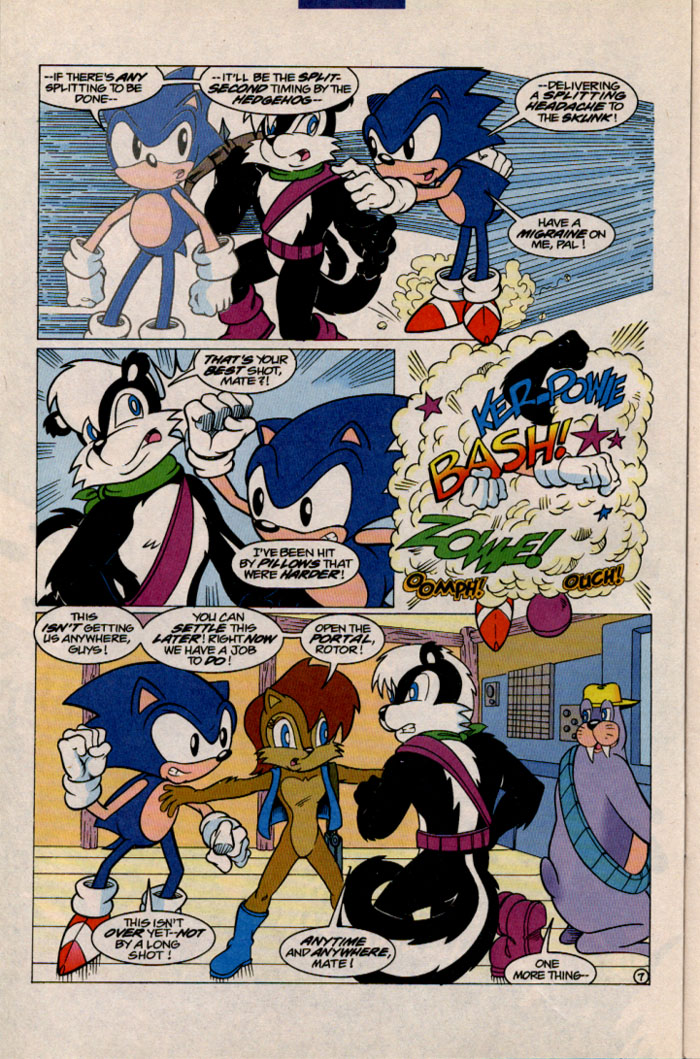 Read online Sonic The Hedgehog comic -  Issue #41 - 8