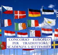 concorso pubblico EPSO per traduttori unione europea