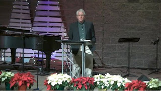 Speaking at Church