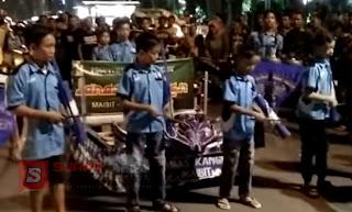 Ini Rute Festival Oklik Muda-Mudi Demokrat Bojonegoro
