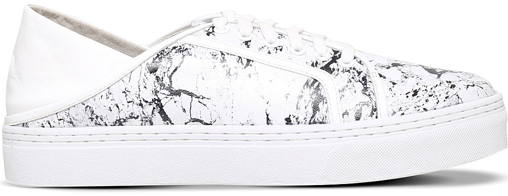 Senso marble sneakers