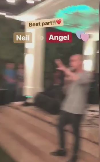 "Neil Arce Teased Angel Locsin And Said: ""Bata pa ;ang ako pinapanood na kita."""