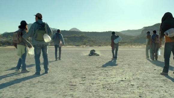 Resultado de imagem para Desierto, dirigido por Alfonso e Jonás Cuarón
