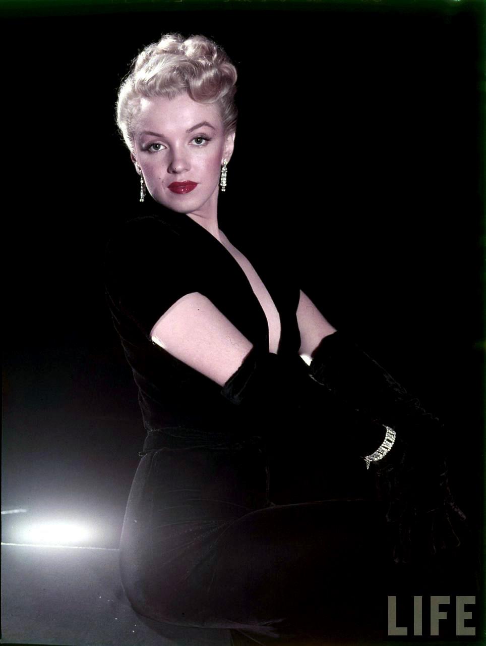 1925 Rolls Royce Phantom >> Portraits of Marilyn Monroe by Edward Clarke, 1950 ~ vintage everyday