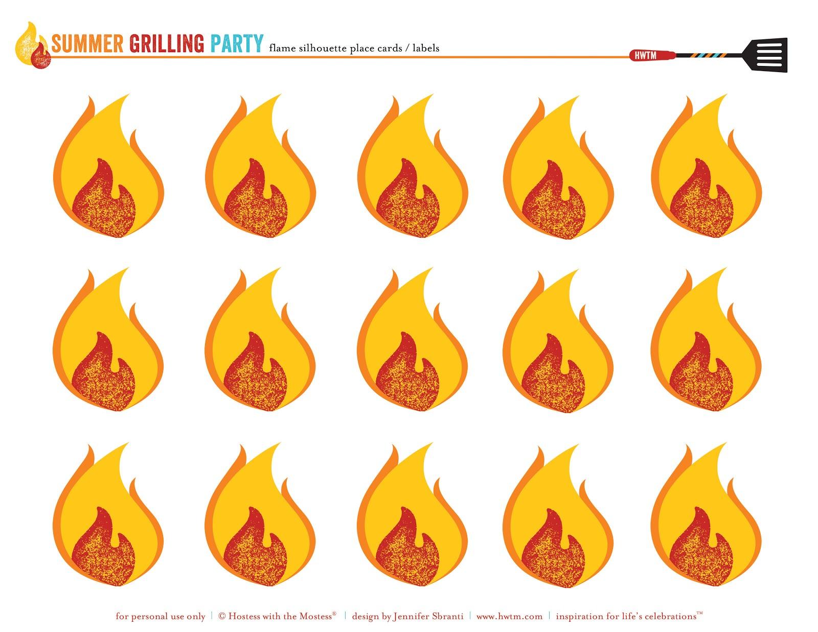 Ana Ottobeli Diy Convite Festa Barbecue