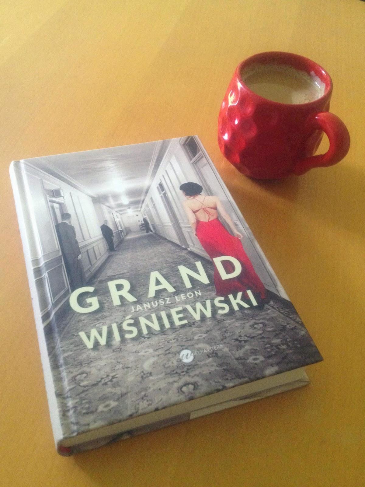 """""""Grand"""" Janusz Leon Wiśniewski, fot. paratexterka ©"""