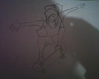 Imaginaciones Extrovertidas Skateboarding