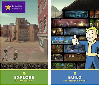 Fallout Shelter Apk Obb v1.13.13 Mod Unlimited Money Free for android