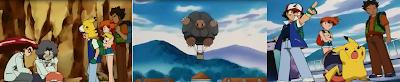 Pokemon Capitulo 35 Temporada 4 Wobbuffet, El Pokémon Descarriado