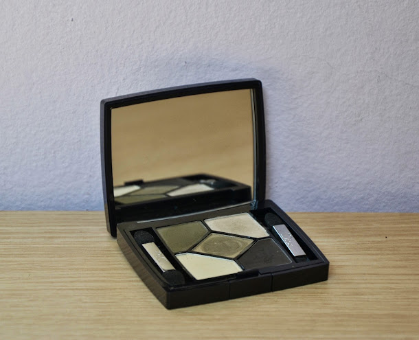 Review: Dior Khaki Design Eyeshadow Palette