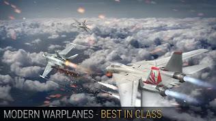 Download Modern Warplanes Dinheiro Infinito