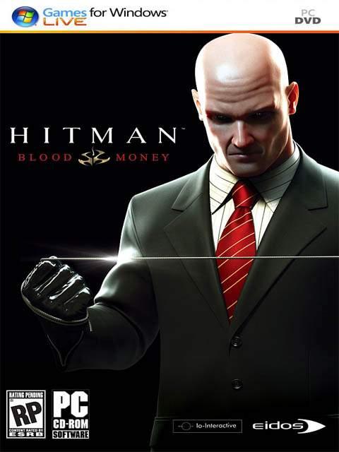 تحميل لعبة Hitman 4 Blood Money مضغوطة برابط واحد مباشر كاملة مجانا