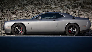 5 Reasons Choose a Dodge Challenger Hellcat SRT