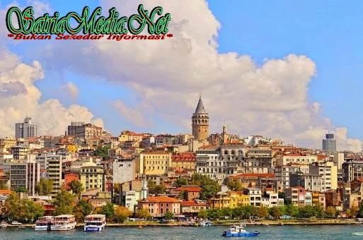 Foto Keindahan Istanbul, Kota Yang Berada Di Ujung Dua Benua