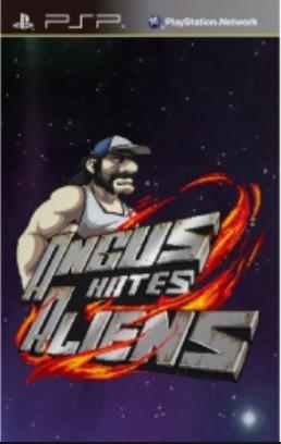Angus hates Aliens PSP [EUR] Full ISO [MEGA]