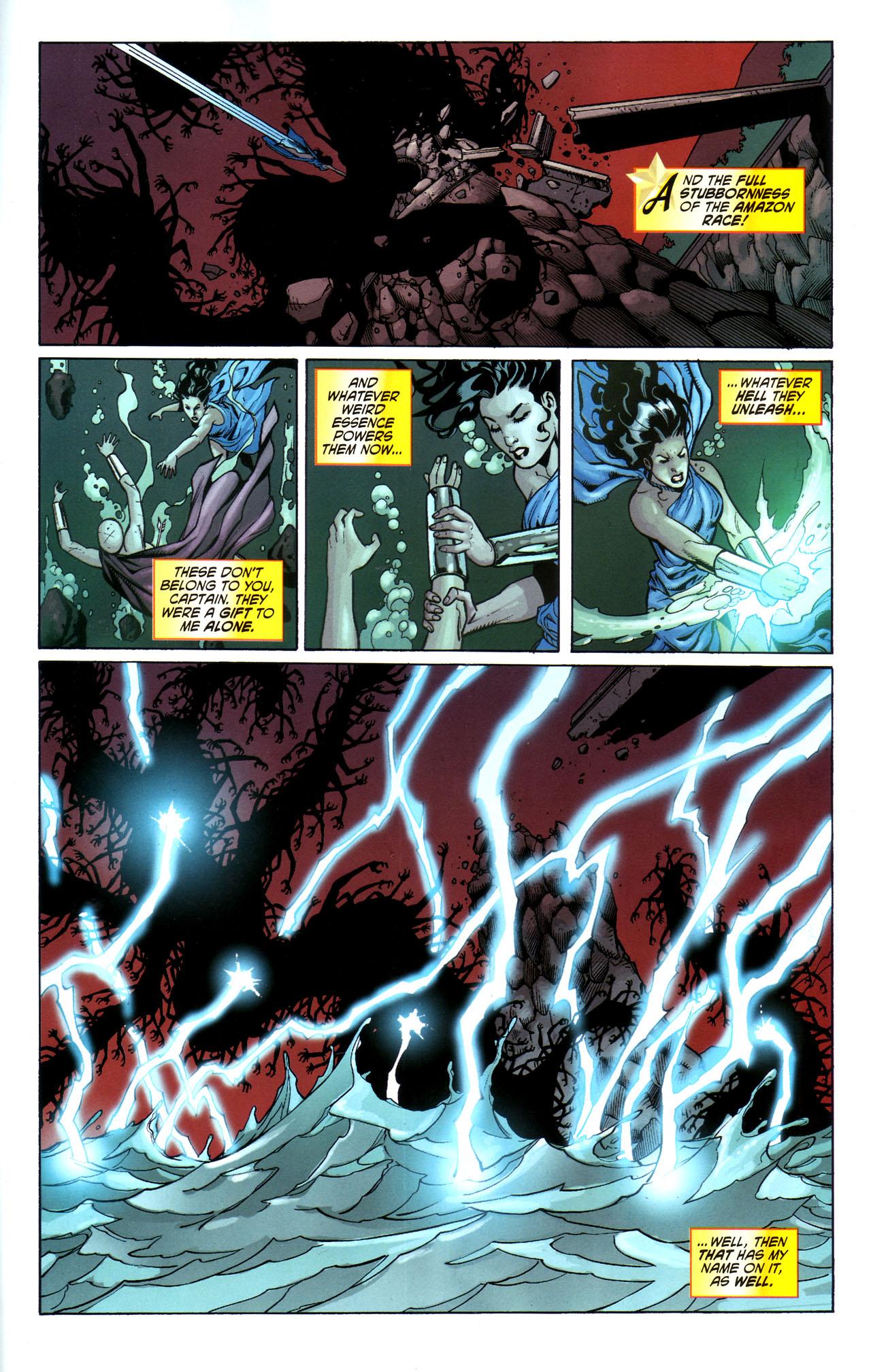 Read online Wonder Woman (2006) comic -  Issue #39 - 20