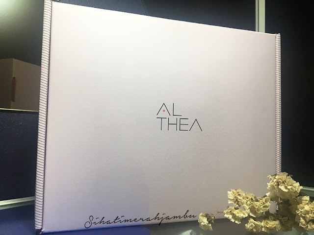 Unboxing Althea Beauty Haul