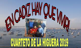 ¡En Cádiz hay que vivir! (Cuarteto). COAC 2019