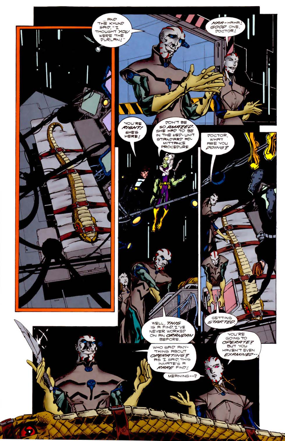 Legion of Super-Heroes (1989) 116 Page 21