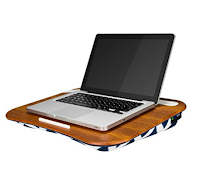 Lap Desk - Must have law school supplies | brazenandbrunette.com