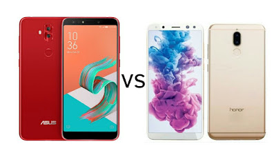 Asus ZenFone 5 Lite vs Honor 9i