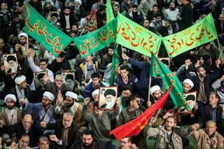 Minta Lebih Diperhatikan Ketimbang Houthi dan Syiah Suriah, Warga Iran Demo Besar-besaran