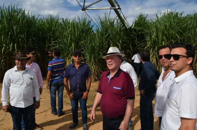 João Leão apresenta potencial agrícola do Território do Velho Chico