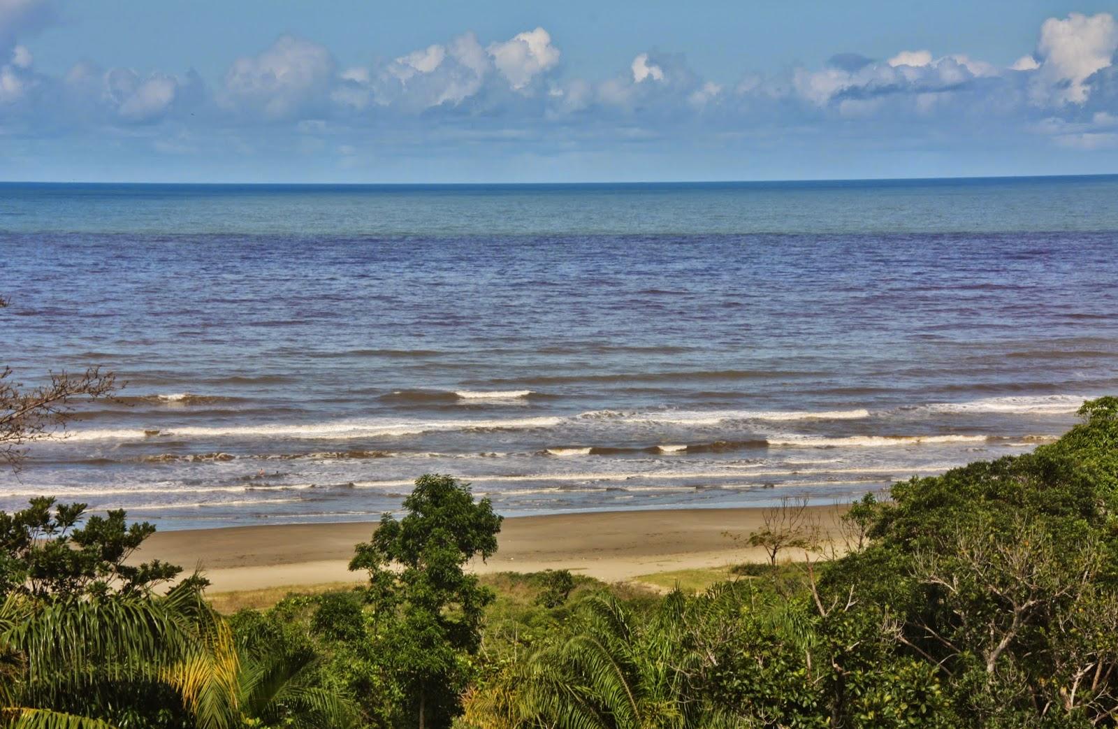 Praia do Caramborê, na Estação Ecológica Juréia-Itatins