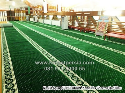 Karpet masjid roll, karpet masjid Turki, Karpet Masjid Jogja