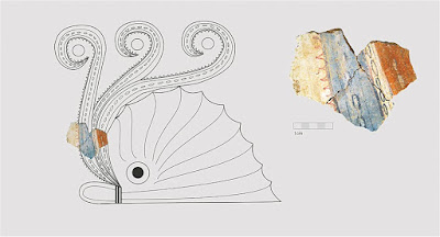 Πύλος: νέες αποκαλύψεις για τη μυκηναϊκή ζωγραφική