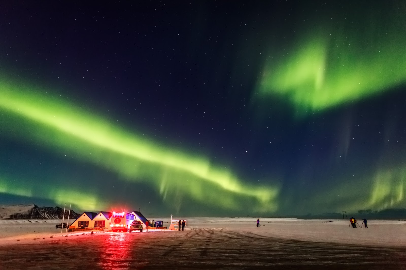 Family friendly Iceland - The Northern Lights