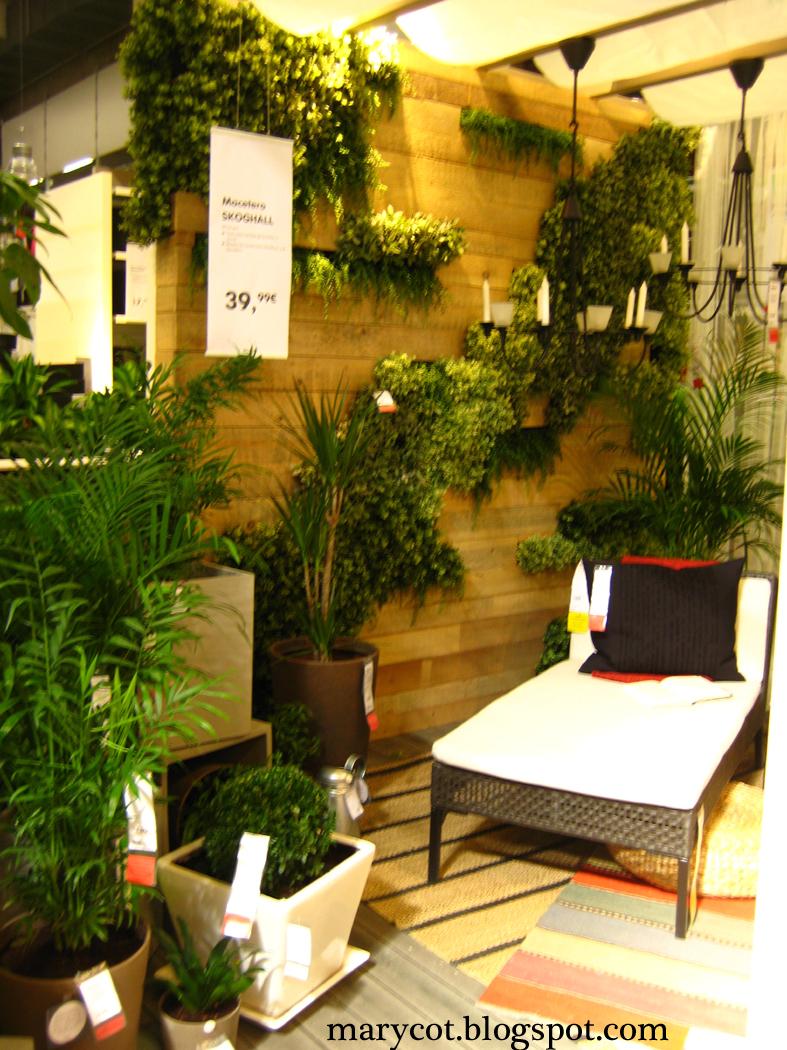 Jardin Vertical Ikea Simple Maceteros Colgantes De Ikea With Jardin