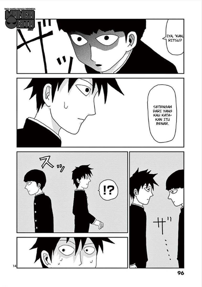 Mob Psycho 100 Chapter 30-15