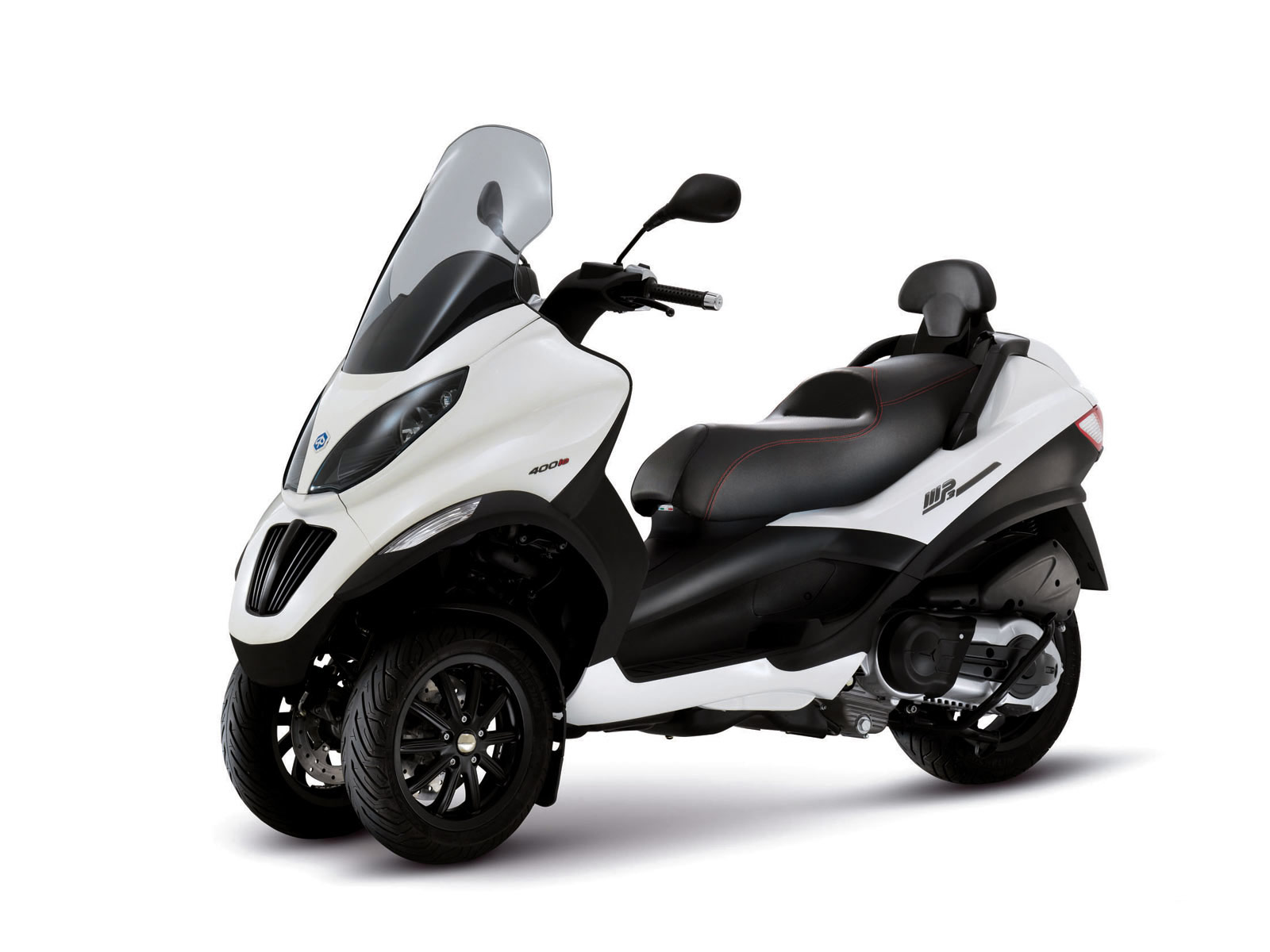 2011 Piaggio Mp3 400ie Sport Scooter Pictures