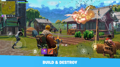 Download Fortnite IPA For iOS Free For iPhone And iPad With A Direct Link.