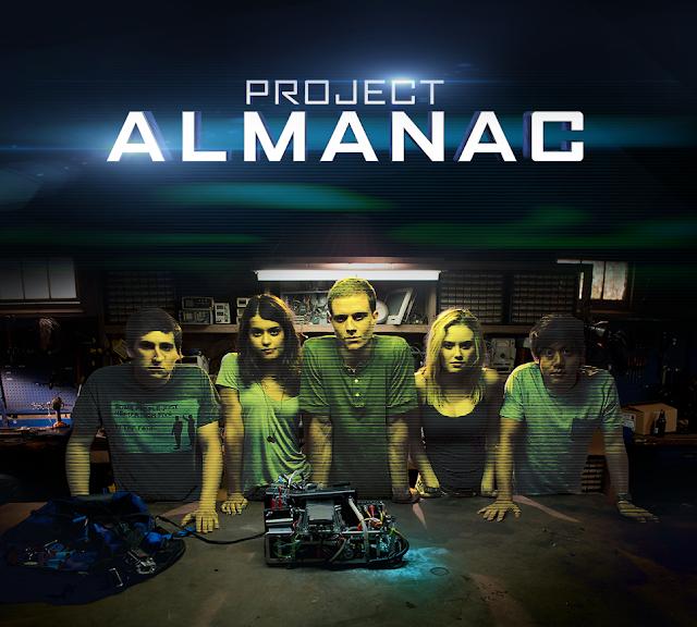 Project Almanac(2015): Memperbaiki Masa Lalu, Merusak Masa Depan.