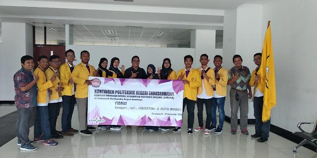 Kompetisi Mahasiswa Informatika Politeknik Nasional (KMIPN) 2018