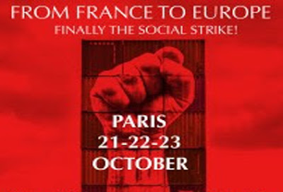 De Francia a Europa. ¡Por fin la Huelga Social!