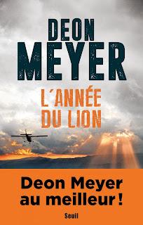 Deon Meyer l'année du lion livre