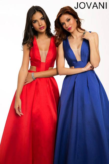vestidos de gala sencillos