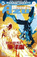 DC Renascimento: Besouro Azul #12